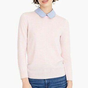 J Crew 2X Womens Merino Wool Tippi Sweater